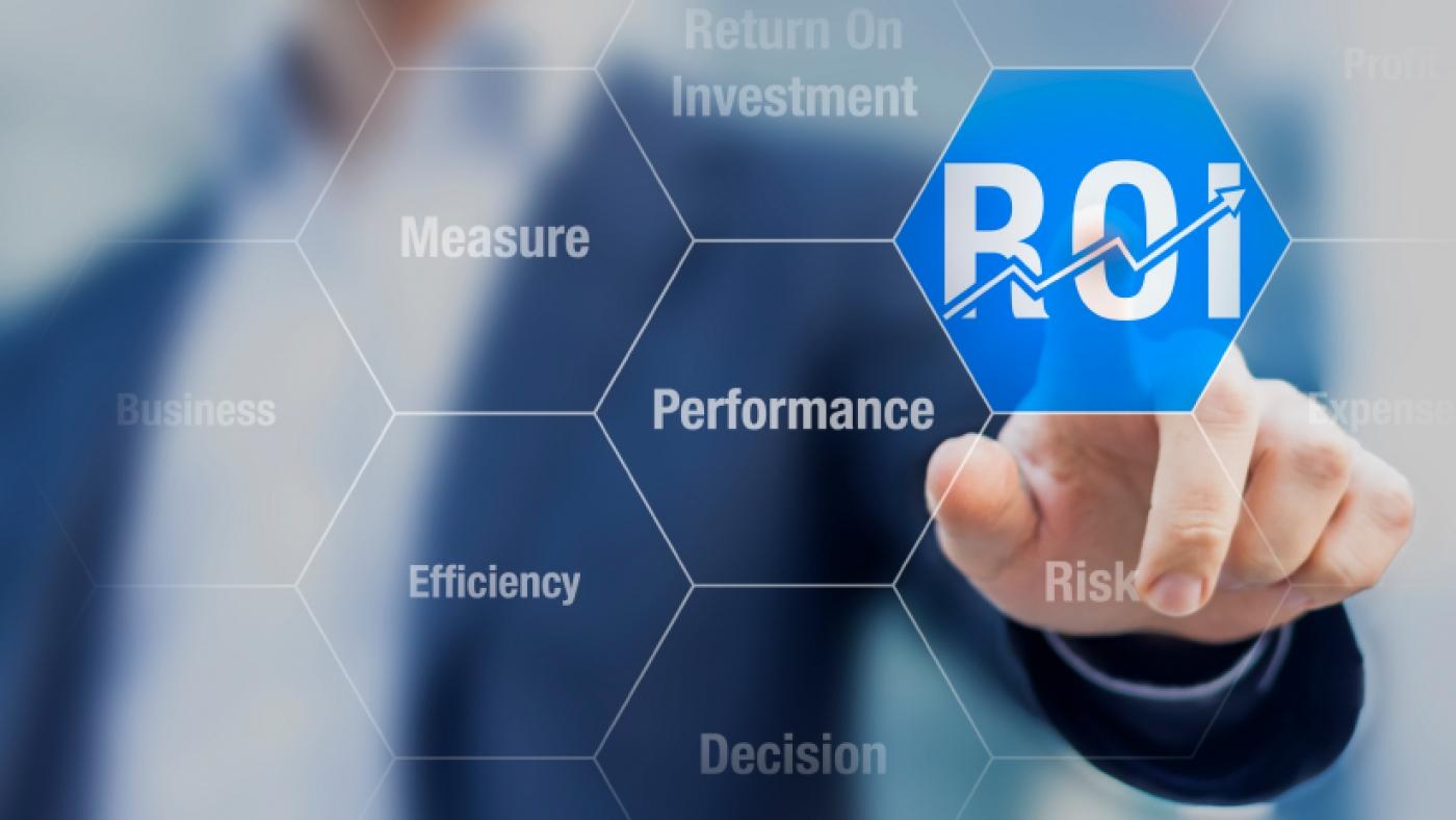 بازگشت سرمایه ERP